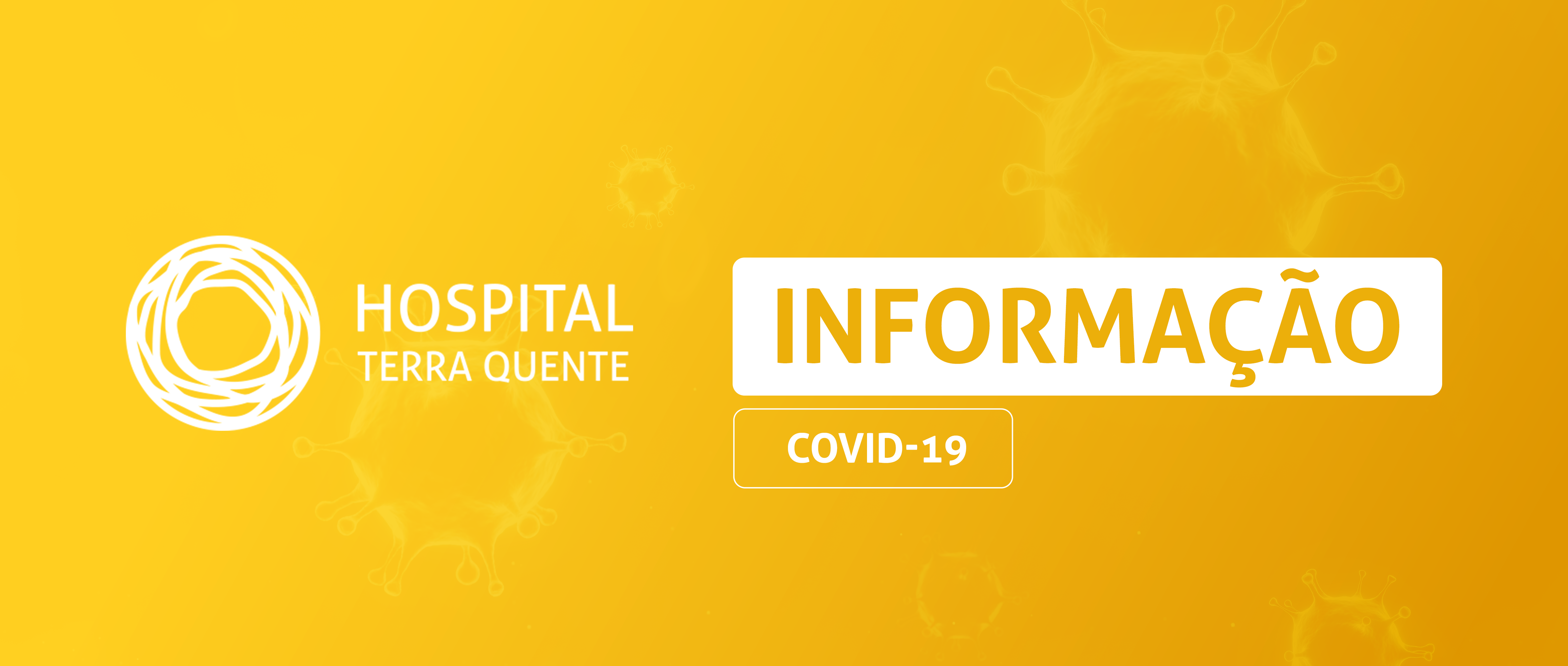 INFORMAÇÃO| COVID – 19