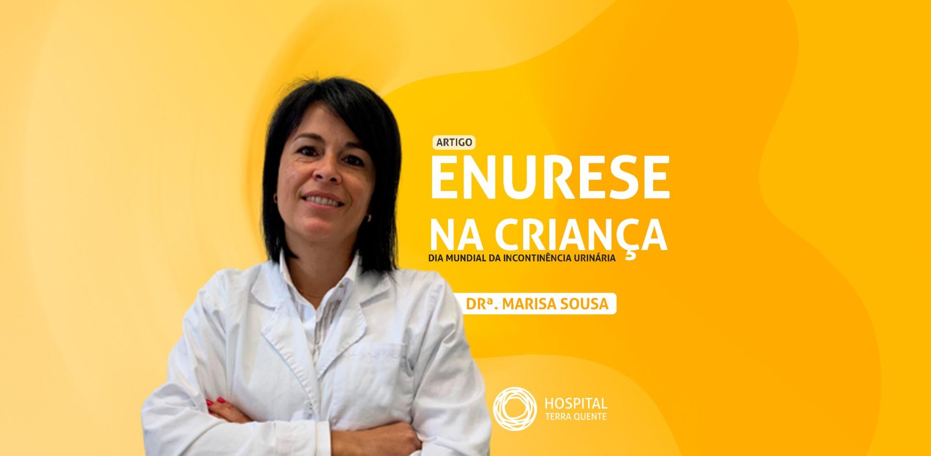 Dra Marisa Sousa: Enurese na Criança