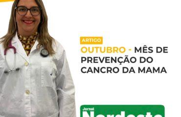 Outubro – Mês de prevenção do cancro da mama